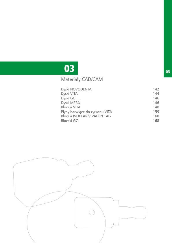 Materiały CAD/CAM