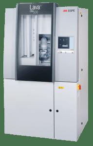 Frezarka pięcioosiowa LAVA CNC 500